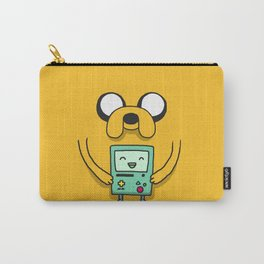 Jake and BMO Carry-All Pouch