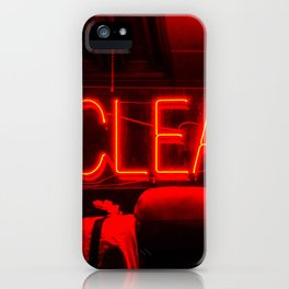 Fresh and Clean iPhone Case
