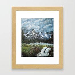 The Forest of Nemetius Framed Art Print