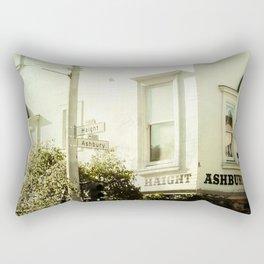 Haight Ashbury Rectangular Pillow