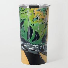 Blue Crowned Motmot Travel Mug
