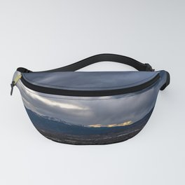 Roiling Clouds Fanny Pack