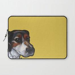 Milo the Jack Russell Terrier Laptop Sleeve