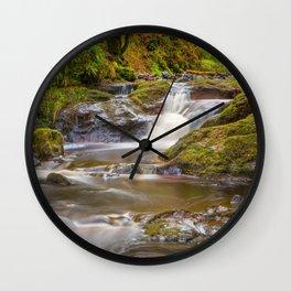 Glenariff Falls Wall Clock