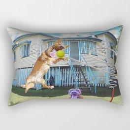 Totum Tennis Rectangular Pillow
