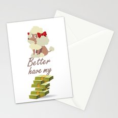 BBHMM Stationery Cards