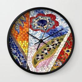 Onda della gioia Wall Clock