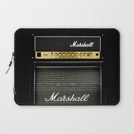 Gray amp amplifier Laptop Sleeve