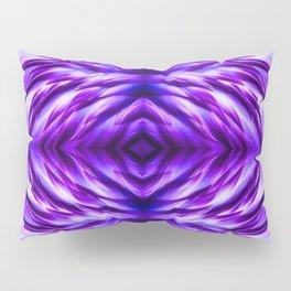 Cyber Monday | Purple Blue Night Pillow Sham