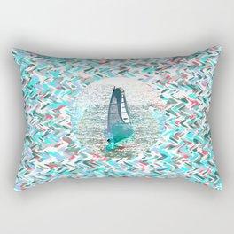 Surfin Rectangular Pillow