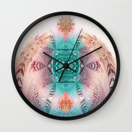 Gateway to Awe Wall Clock