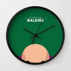 Lex Luthor Wall Clock