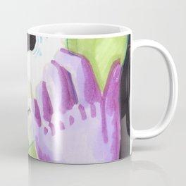 phone skull Coffee Mug