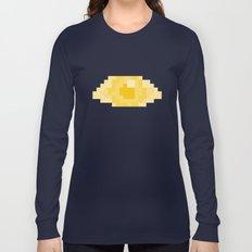 PAUSE – Golden Eye Long Sleeve T-shirt