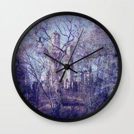 Past 4 Wall Clock