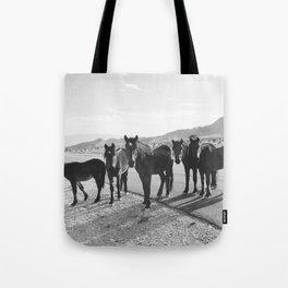 Cold Creek Horse Crew Tote Bag