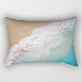 Dream Beach wave Rectangular Pillow