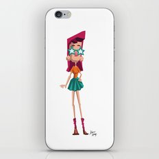 Stella Star iPhone & iPod Skin