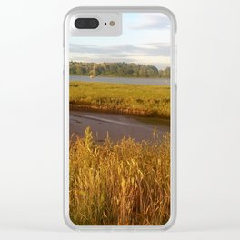 Sunbeam Clear iPhone Case