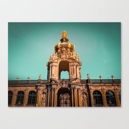 The Zwinger Canvas Print