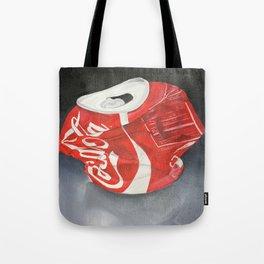 Coca-Cola Can Tote Bag