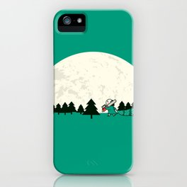 Christmas the 25th iPhone Case