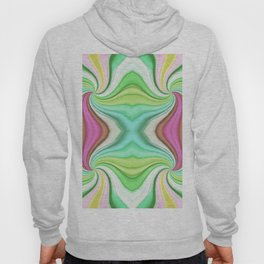 334 - Abstract Paper Design Hoody