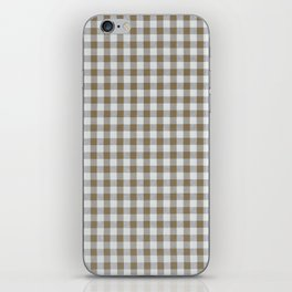 Remember Vichy (sand) iPhone Skin