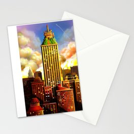 A bautiful day Stationery Cards