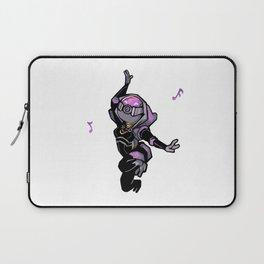 Mass Effect Tali dance Laptop Sleeve