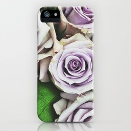 Be My Valentine- Lavender  iPhone Case