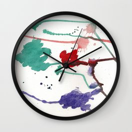 rgb Wall Clock