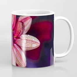 Dark Angel Dahlia Coffee Mug