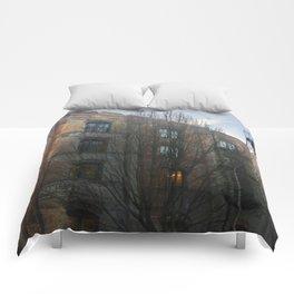 Water Tower Comforters