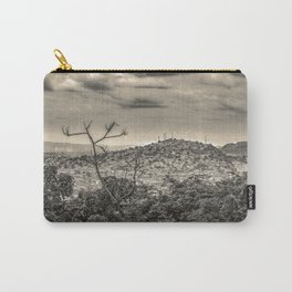 Guayaquil Outskirts Aerial View from Botanical Garden Carry-All Pouch