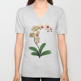 The Eternal Orchid Unisex V-Neck