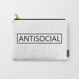 Antisocial Carry-All Pouch