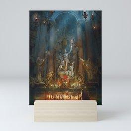 The Relics of St. Cani Mini Art Print