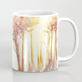 Watercolor Landscape 03 Coffee Mug