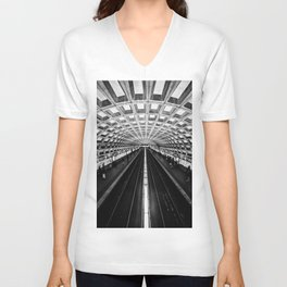 The Underground Unisex V-Neck