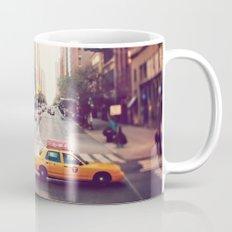 NYC Taxi Mug