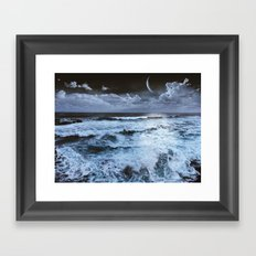 June Light Framed Art Print