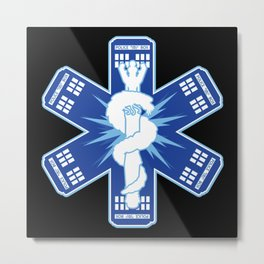 The Doctors Association Metal Print