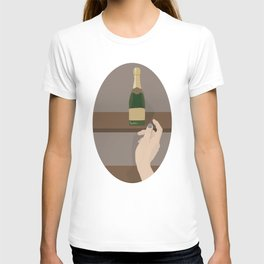 Champagne Mommy T-shirt