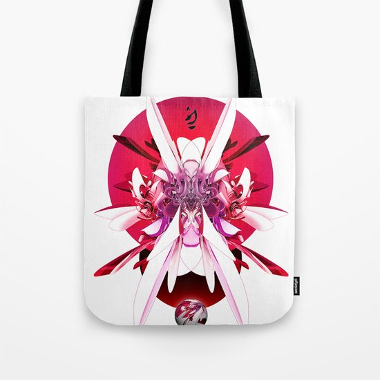 Another Photoshop Robot (Alternate Version) Tote Bag