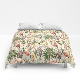 Secret Garden VI Comforters