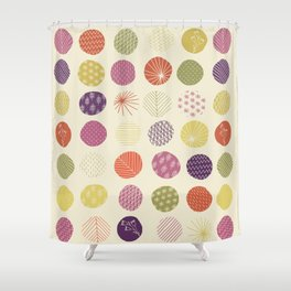 Leap Shower Curtain