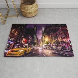 New York City Street Rug