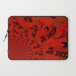 Hot Chip Peanuts Laptop Sleeve