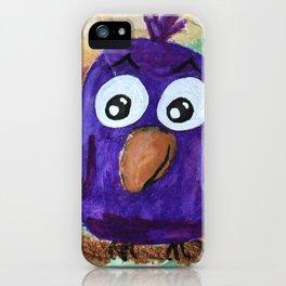 Waltz - Quirky Bird Series iPhone Case